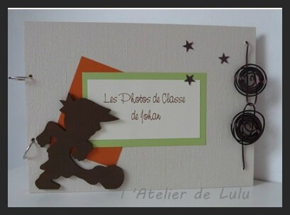 albumphotos de classe fair main etpersonnalise