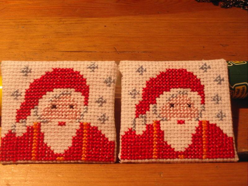 Magnets offerts pour Noël 2007