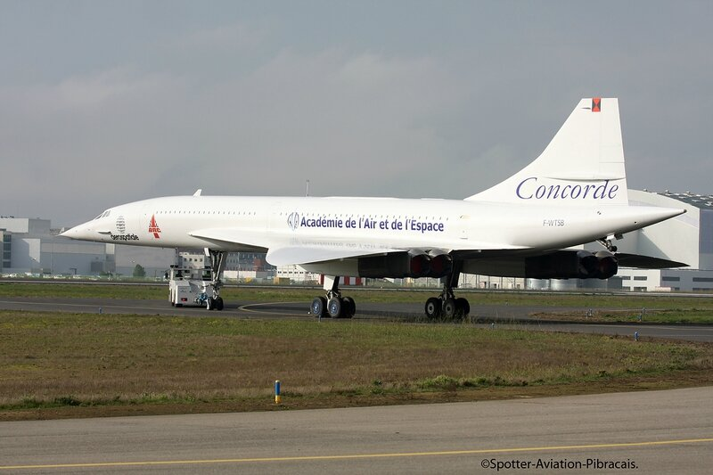 A roport toulouse blagnac tls lfbo aerospatiale concorde aerospatiale bac concorde f wtsb - Aeroport blagnac adresse ...