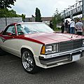 CHEVROLET El Camino 2door pick-up Illzach (1)