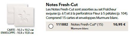 p087 notes fresh cut