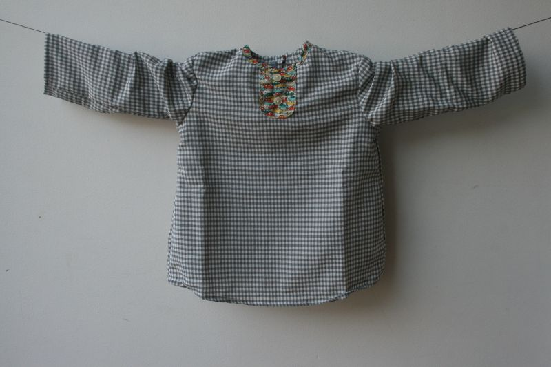 Blouse little boy 11