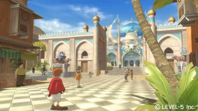 ninokuni the another world-PS3 (5)