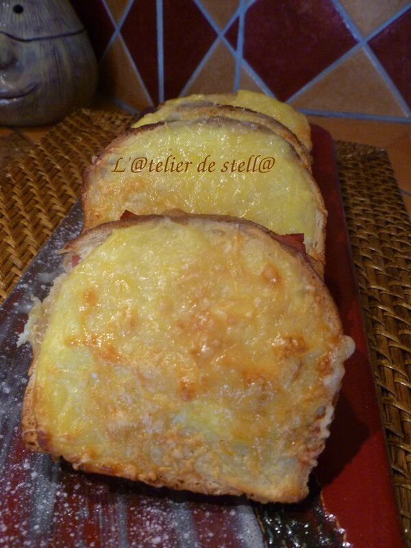 Croque - monsieur