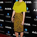 Mary elizabeth winstead wearing andrew gn to the 'a.c.o.d.' hollywood premiere