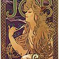 Affiche Job_Mucha_1897