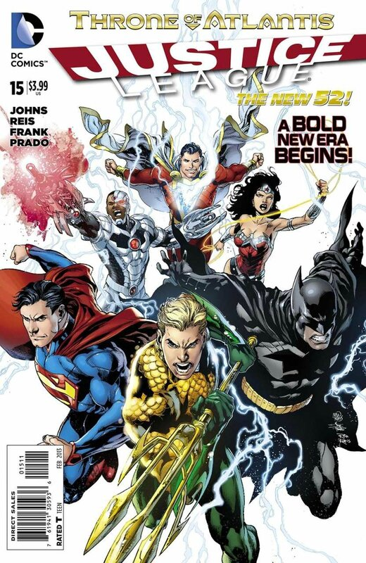 new 52 justice league 15