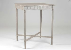 TABLE BAR TAUPE RAMBRANDT