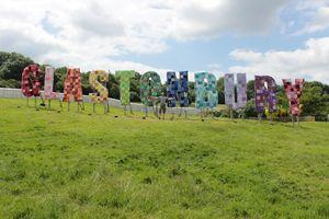 Glastonbury festival 2013 Francois Groualle avranches infos