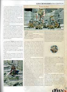 Les Croisades du Griffon 05