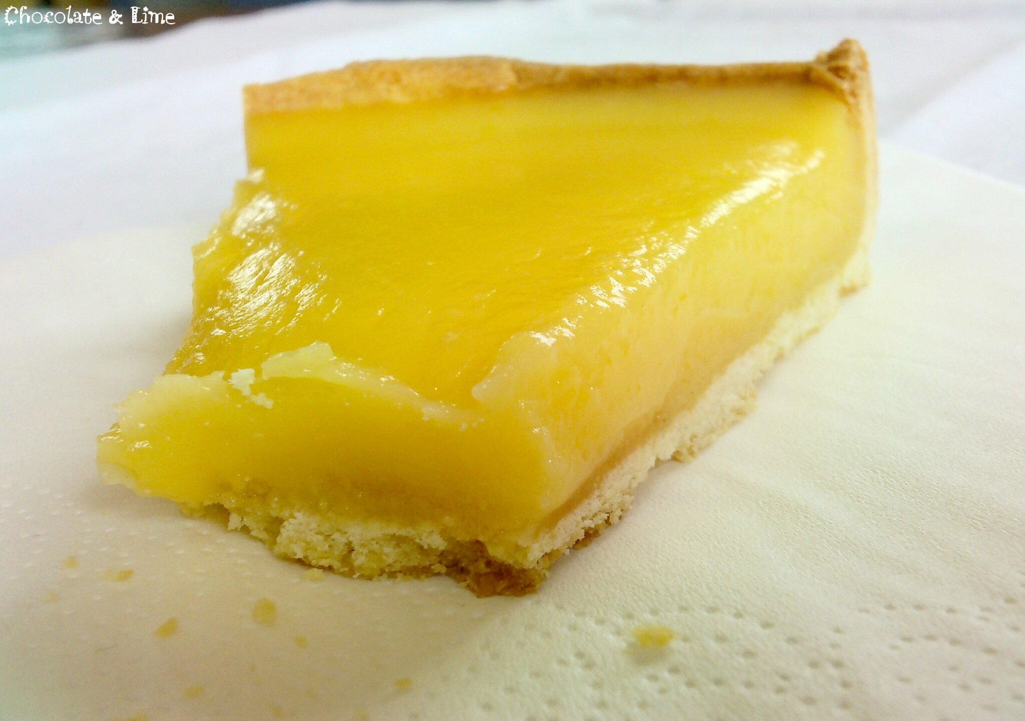 Tarte au citron facile chocolate and lime - Tarte au citron meringuee facile ...