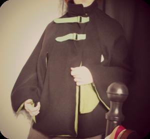 trendy cape 2