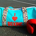 I love boxing