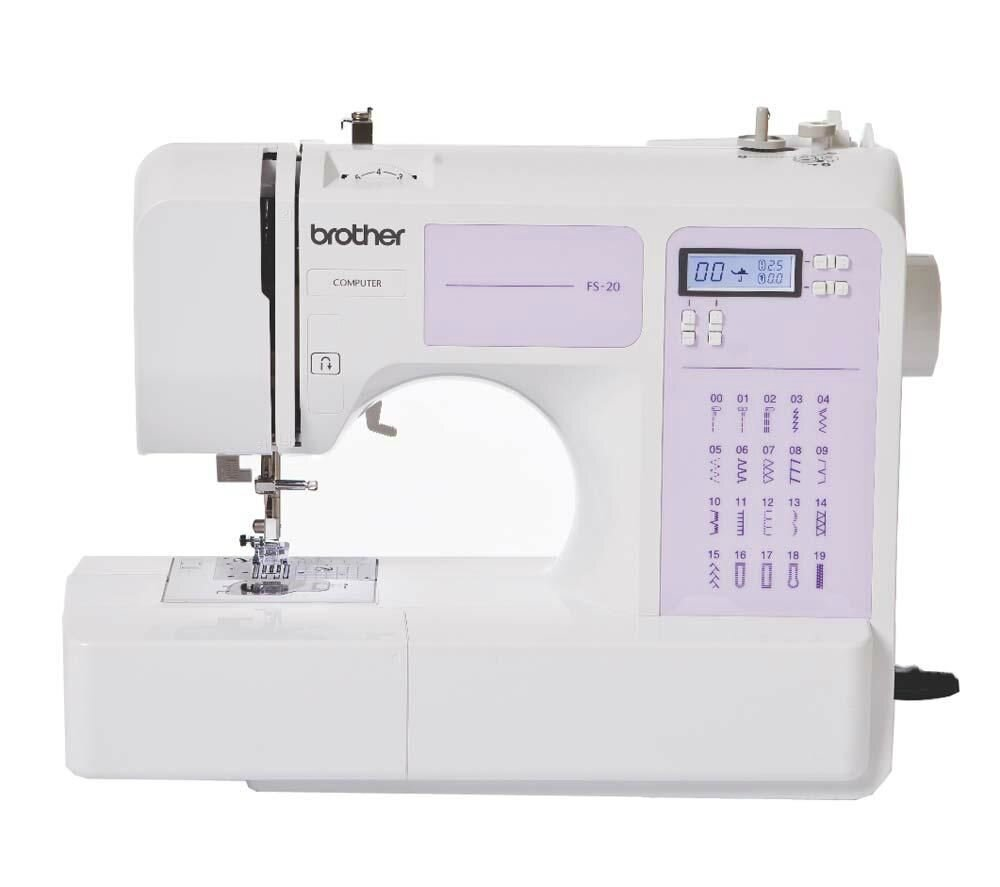 Test machine a coudre brother rl 417 - Auchan machine a coudre ...