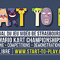 [annonce] start to play 2016 – super mario kart championships 2016