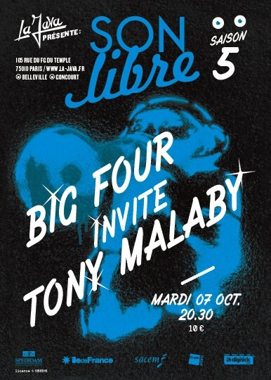 Big Four Malaby oct-recto
