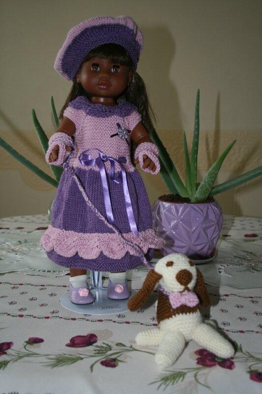 MARGOT veux aller promené son chien RUSTY ( Nathalie) 2