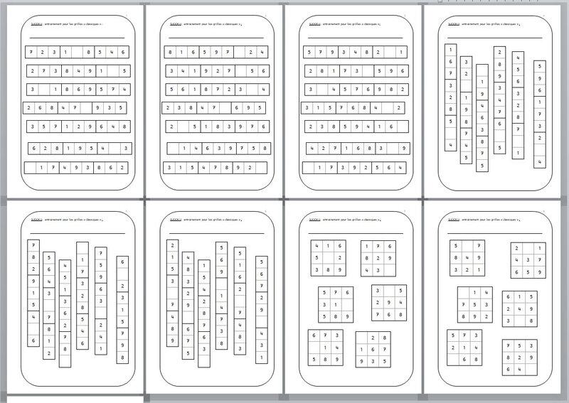 grille sudoku unités simples