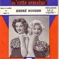 L'officiel des spectacles France 1954