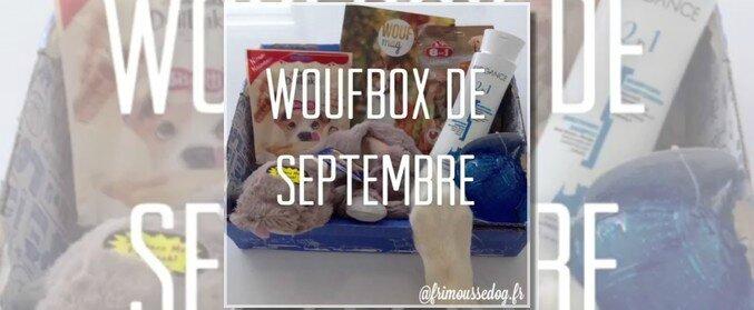 WoufBox de septembre