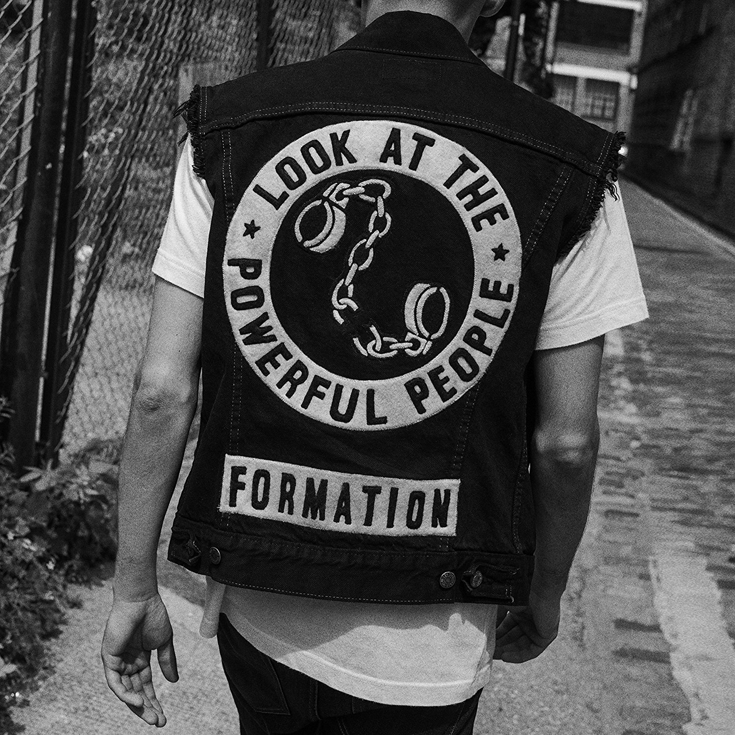 FORMATION – Look At The Powerful People (2017)