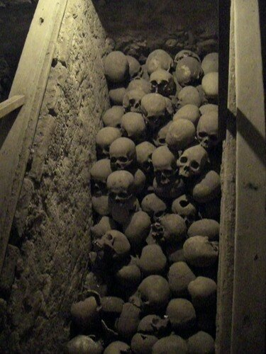 Catacombes de San Francisco