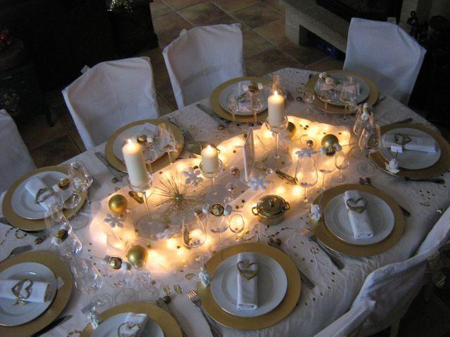 R veillon du 31 d cembre 2010 un avant gout de ma soir e mince alors - Idee repas reveillon 31 decembre ...