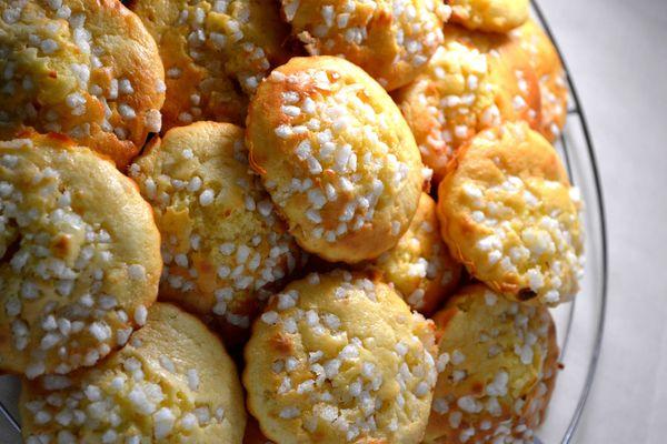 Mini moelleux au sucre perlé (10)