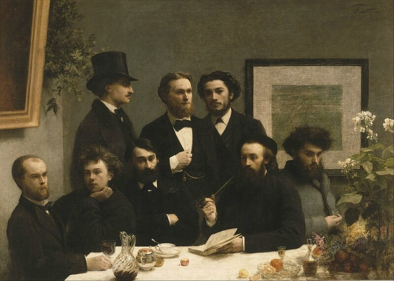 AEV 1718-07 Henri_Fantin-Latour_-_By_the_Table_-_Google_Art_Project