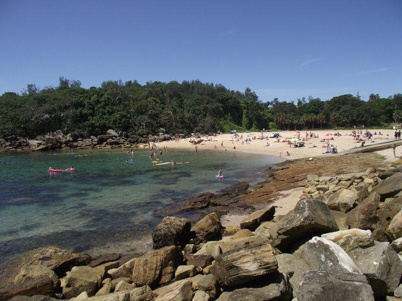 Une autre plage de Manly