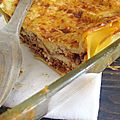 Lasagnes de Poulet au 