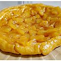 Tatin Ananas et Gimgembre