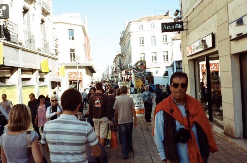 Rue herg art re pi tonne de la ville d 39 angoul me photo for Plan angouleme 16