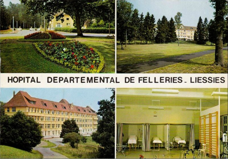 HOPITAL DEPARTEMENTAL LIESSIES
