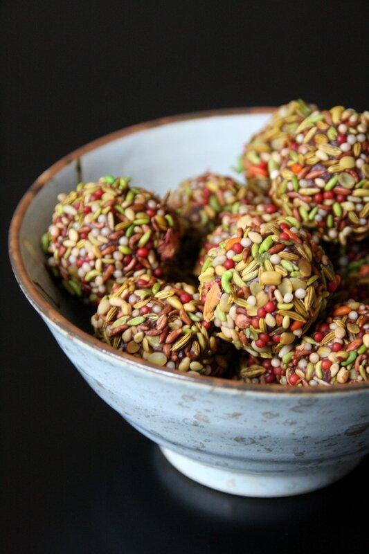 truffes épices indiennes 2