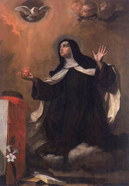 Sainte Marie-Madeleine de Pazzi 3