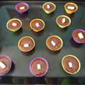 Mini muffins chocolat