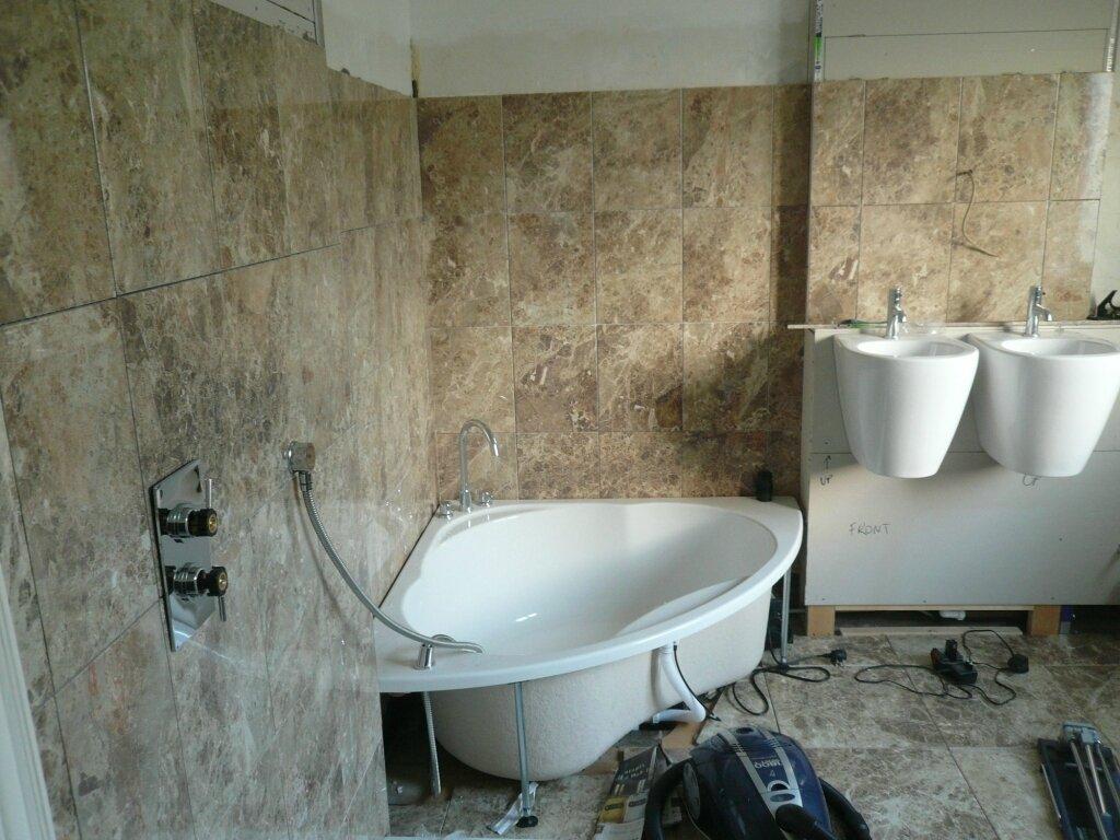 salle de bains le chantier vexford house. Black Bedroom Furniture Sets. Home Design Ideas