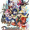 Disgaea 5 Switch