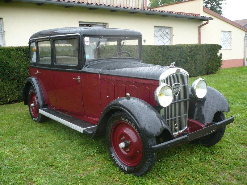 PEUGEOT 301 berline 1932 Rustenhart (1)