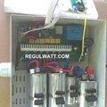 News gestionnaire automatique de consommation d'electricite monophase triphase