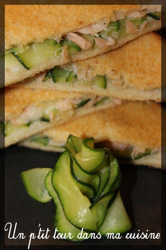 Croque-monsieur saumon courgette3