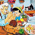 Pinocchio, un conte maçonnique perfide