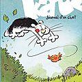 Katz, journal d'un chat (tomes 1 à 3) ---- del et ian dairin