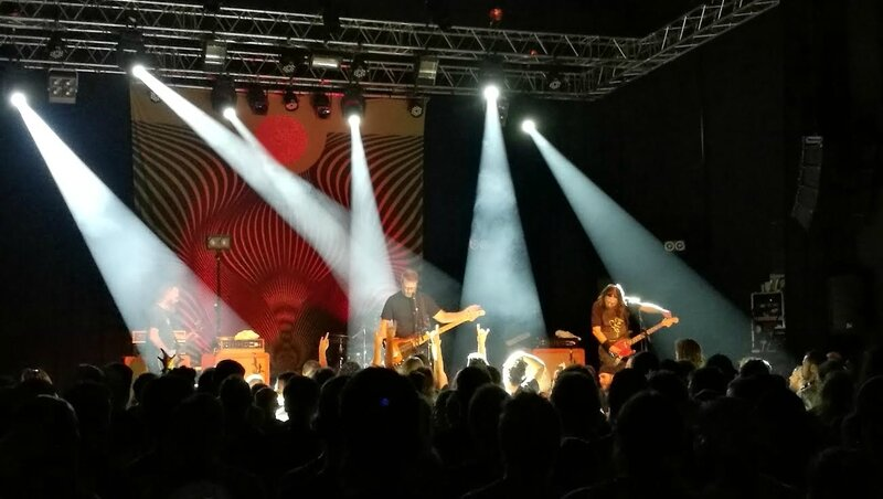 Biarritz, l'Atabal, Red Fang, concert