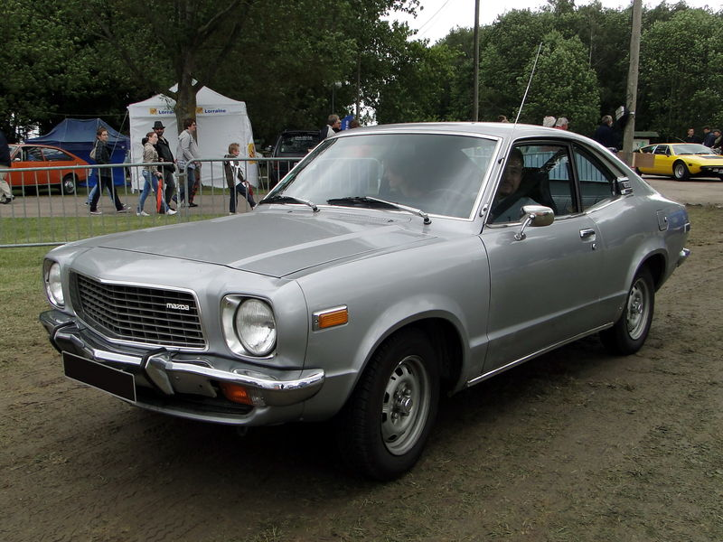 Mazda 818 Deluxe Coupe 1972 224 1979 Oldiesfan67 Quot Mon Blog