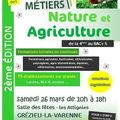 Forum nature et agriculture