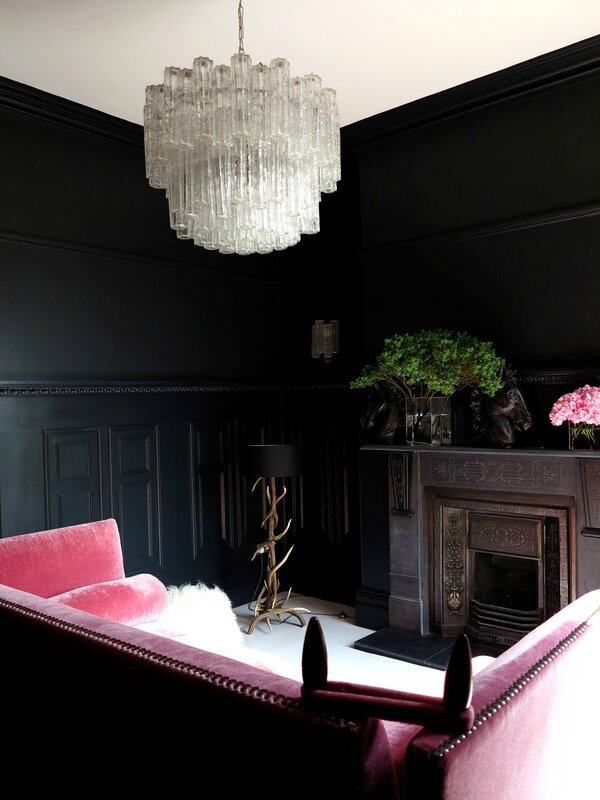 www_47parkavenue_co_uk_jpg farrow&ball off black painted walls 8