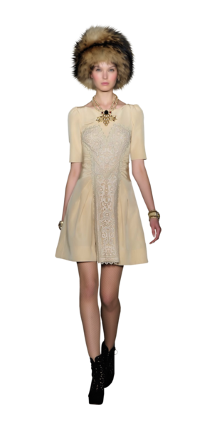 libellulegraphisme_Catherine_Metallic_Dress1