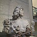 Bourdelle : Marguerite Wuillaume, cantatrice ( 1899 )